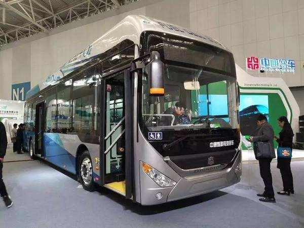 中通客车:欲做燃料电池客车的集大成者