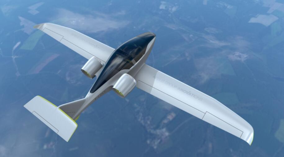 由波音部分注资的初创企业蜂鸟航空公司计划2022年推出一款混合动力飞