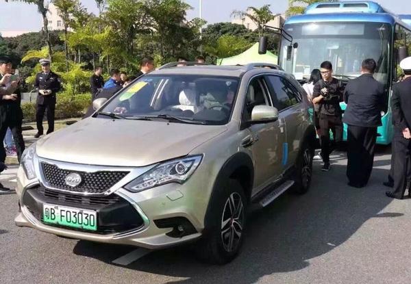 深圳:新能源汽车路边停车优惠操作指引发布